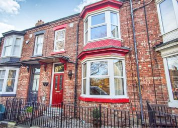 Thumbnail 3 bed terraced house for sale in Harding Terrace, Darlington