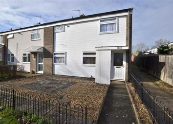 Thumbnail 3 bed end terrace house for sale in Archer Road, Pin Green, Stevenage, Herts