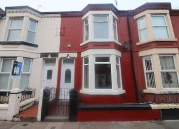 Thumbnail 2 bed terraced house to rent in Hornby Road, Bootle