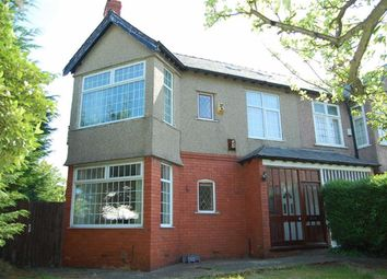 Thumbnail 4 bed semi-detached house for sale in Cambridge Road, Crosby, Liverpool