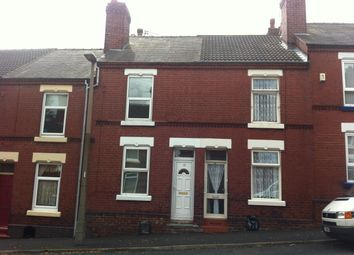 Thumbnail 2 bed terraced house to rent in Grange Avenue, Doncaster