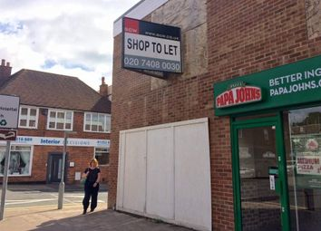 Thumbnail Retail premises to let in 181 Fleet Road, Fleet