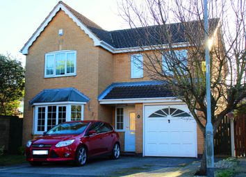 Thumbnail 4 bed detached house for sale in Kingfisher Road, Adwick-Le-Street, Doncaster