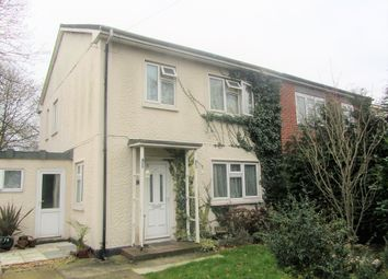 Thumbnail 3 bed semi-detached house for sale in Elmes Drive, Southampton