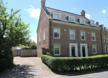 Thumbnail 4 bed town house for sale in Garrod Approach, Melton, Woodbridge