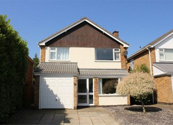Thumbnail 3 bed detached house for sale in Fir Tree Avenue, Lutterworth