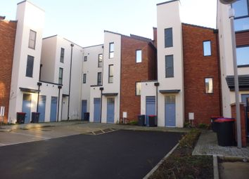Thumbnail 2 bed flat to rent in Barrack Close, Lawley, Shropshire