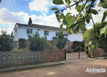 Thumbnail 4 bedroom detached house for sale in Parkhill, Oulton, Lowestoft