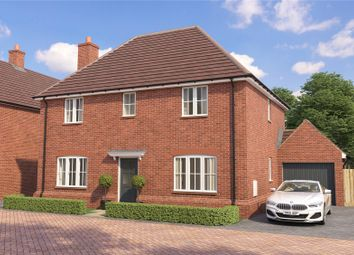 Thumbnail 4 bed semi-detached house for sale in Willow Meadows, White Lane, Ash Green, Aldershot