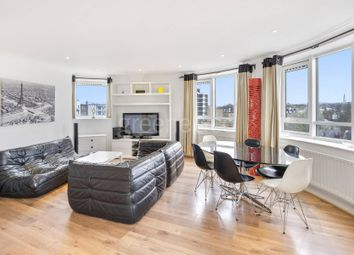 Thumbnail 3 bedroom flat to rent in Regents Plaza Apartments, 8 Greville Road, London