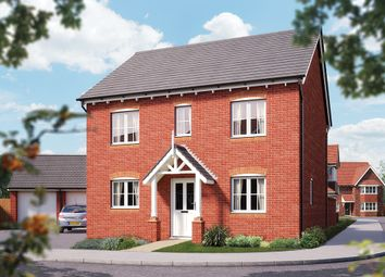 "Thumbnail 4 bed detached house for sale in ""The Buxton"" at Weights Lane Business Park, Weights Lane, Redditch"