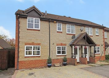 Thumbnail 3 bed end terrace house to rent in Kingfisher Drive, Westbury