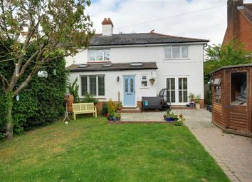 Thumbnail 3 bed semi-detached house for sale in Nepfield Close, Findon Village, Worthing, West Sussex