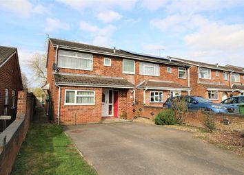 3 bed semi-detached house for sale in Derwent Road, Kempshott, Basingstoke RG22