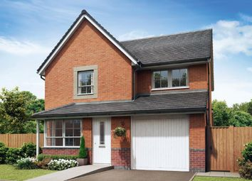 "Thumbnail 3 bed detached house for sale in ""Andover"" at Weston Hall Road, Stoke Prior, Bromsgrove"