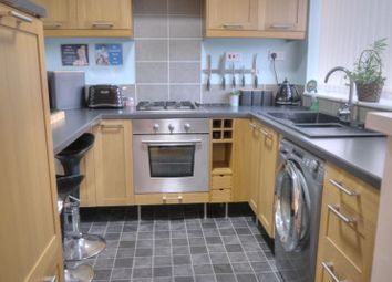 Thumbnail 2 bedroom flat for sale in Blagdon Court, Bedlington