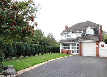 Thumbnail 4 bed property for sale in Fair Lady Drive, Chase Terrace, Burntwood