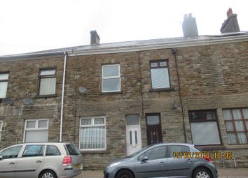 Thumbnail 2 bed terraced house to rent in Coming Soon - Castle Street, Maesteg, Bridgend.