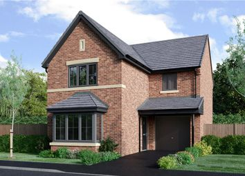 "Thumbnail 3 bed detached house for sale in ""The Malory Alternative"" at Armstrong Street, Callerton, Newcastle Upon Tyne"