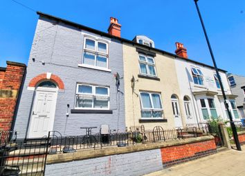 3 bed terraced house for sale in Staniforth Road, Sheffield S9