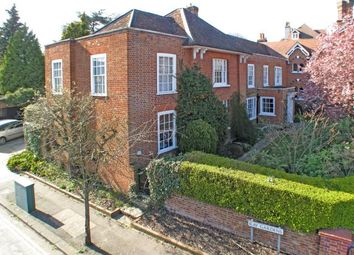 Thumbnail 5 bed semi-detached house for sale in Stanmore Hill, Stanmore