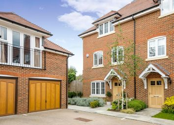 Thumbnail 4 bedroom terraced house to rent in Leander Way, Maidenhead