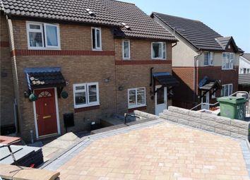Thumbnail 2 bed terraced house for sale in Llwyn Helig, Kenfig Hill, Bridgend, Mid Glamorgan