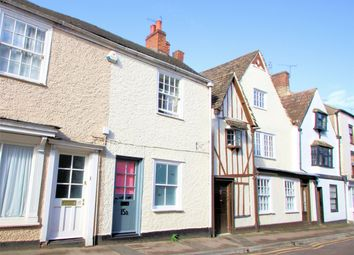 Thumbnail 2 bed terraced house for sale in Market Street, Wotton-Under-Edge, Gloucestershire