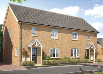 Thumbnail 3 bed semi-detached house for sale in New Cardington, Condor Boulevard, Bedford