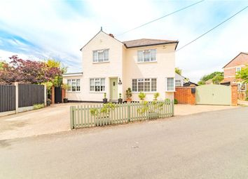 Thumbnail 3 bed detached house for sale in Queens Road, West Bergholt, Colchester