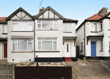 Thumbnail 3 bed semi-detached house for sale in Beresford Avenue, Hanwell, Ealing