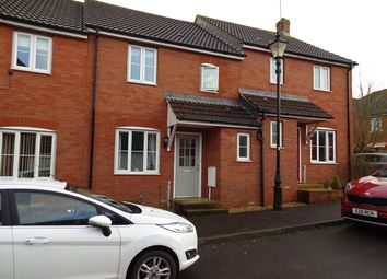 Thumbnail 3 bed terraced house to rent in Merevale Way, Yeovil