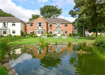 Thumbnail 2 bed flat for sale in Fairlawn, Hall Place Drive, Weybridge, Surrey