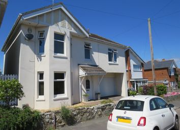 Thumbnail 5 bed detached house for sale in Saxonhurst Road, Bournemouth