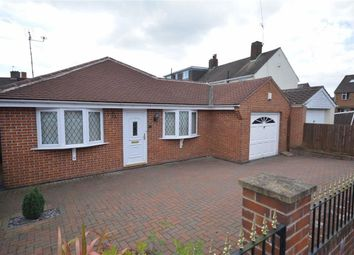 Thumbnail 2 bedroom detached bungalow for sale in Moncrieff Crescent, Chaddesden, Derby