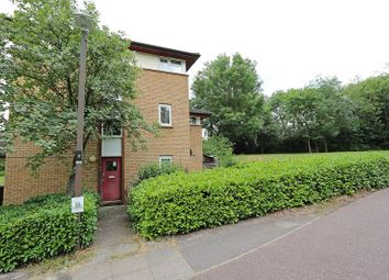 Thumbnail 2 bed flat for sale in Carrick Road, Fishermead, Milton Keynes