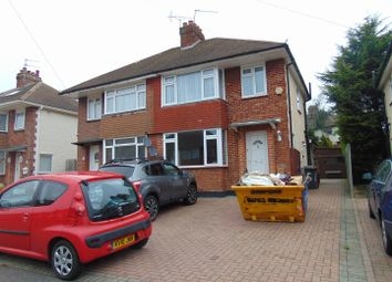 Thumbnail 3 bed semi-detached house to rent in Cippenham Close, Cippenham, Slough