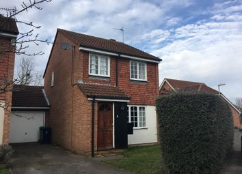 Thumbnail 3 bedroom detached house to rent in The Lynx, Cherry Hinton, Cambridge