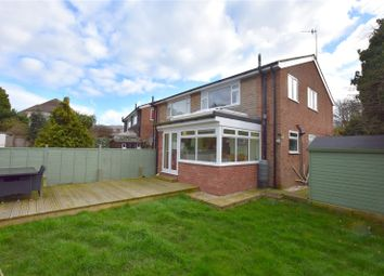 Thumbnail 3 bed semi-detached house for sale in The Mariners, Western Road, Sompting, West Sussex
