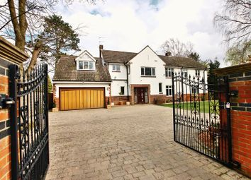 Thumbnail 4 bedroom detached house for sale in Woolsington Park South, Woolsington, Newcastle Upon Tyne
