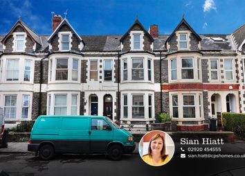 7 bed terraced house for sale in Claude Road, Roath, Cardiff CF24
