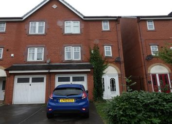 Thumbnail 4 bed town house to rent in Halsnead Close, Wavertree, Liverpool
