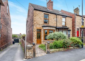 Thumbnail 3 bed semi-detached house for sale in Vicar Lane, Woodhouse, Sheffield