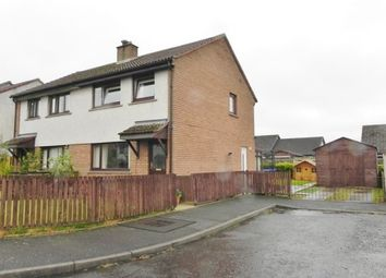 Thumbnail 3 bed semi-detached house for sale in 15 Surrone Court, Gretna, Dumfries & Galloway