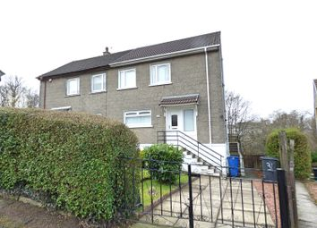 Thumbnail 3 bed semi-detached house for sale in Cumbrae Avenue, Port Glasgow