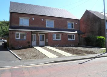 Thumbnail 4 bed town house to rent in Portland Road, Selston, Nottingham