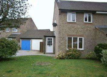 Thumbnail 2 bed semi-detached house to rent in Avebury Road, Chippenham