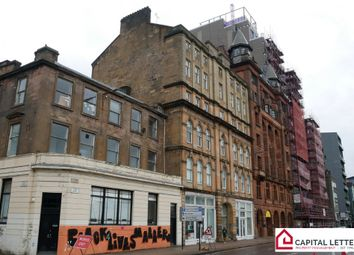 3 bed flat to rent in Clyde Street, City Centre, Glasgow G1