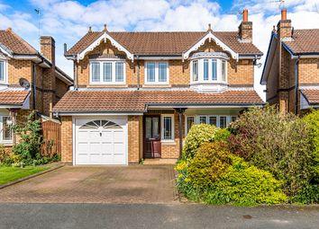 4 bed detached house for sale in Sandhurst Drive, Wilmslow SK9