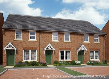 Thumbnail 1 bed terraced house for sale in Thomas Tudor Way, Stonehouse